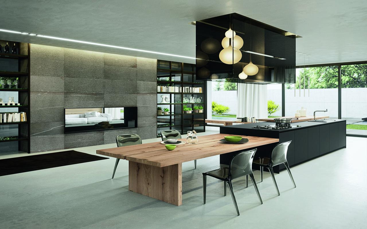 Cucine arredamenti mantova ponti arredamenti dal 1954 - Cucina moderna design ...