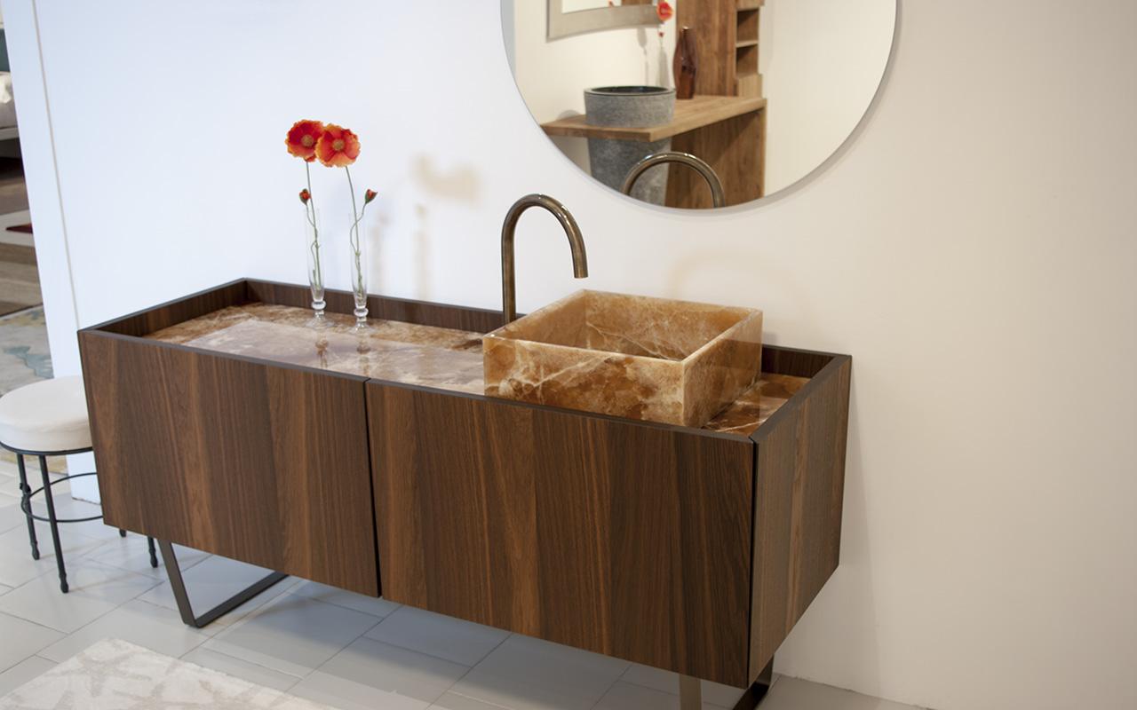 Bagni molto raffinati - Arredo bagno mantova ...