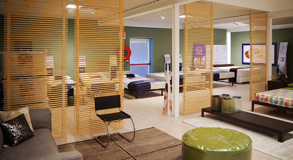 Manifattura falomo uno spazio per il relax arredamenti for Uno arredamenti